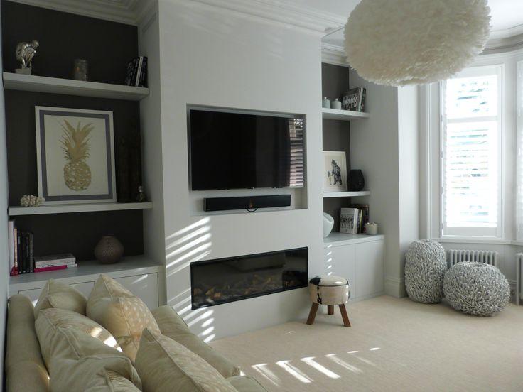 Lounge Finished Vita Eos Pendant Horizon Bell Fire