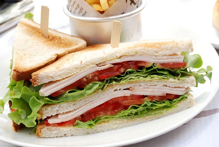clubsandwich kipfilet #recepten #vleeswaren