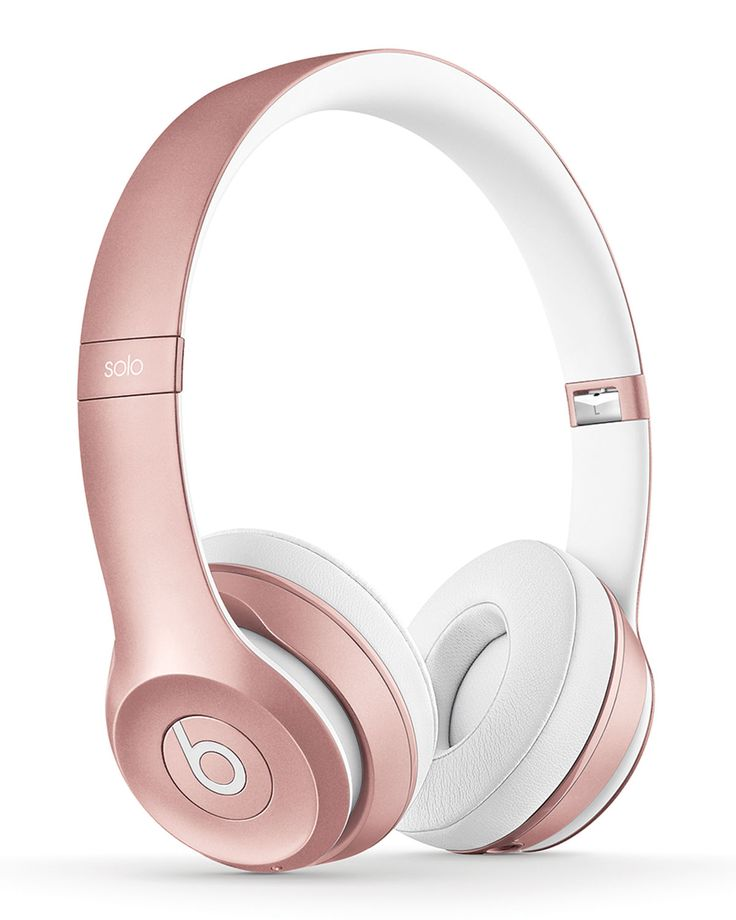 Beats Solo2 Wireless On-Ear Headphones, Gold - Beats by Dr. Dre