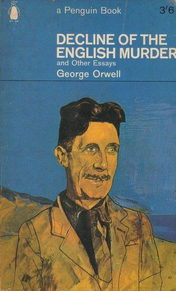 Essays george orwell penguin
