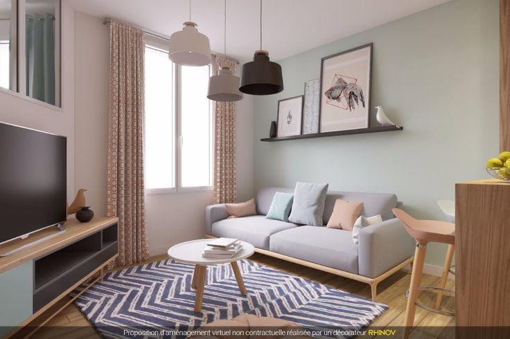 Appartement, 30.32 m² T-2 à acheter à Lyon 6 pour 201000 € avec ORPI