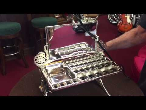 The Mantiques Network's Jim Schafer Reviews The 1800's Statts Coin Changer