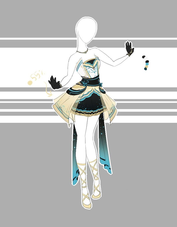 .::Outfit Adoptable 62(CLOSED)::. by Scarlett-Knight on DeviantArt
