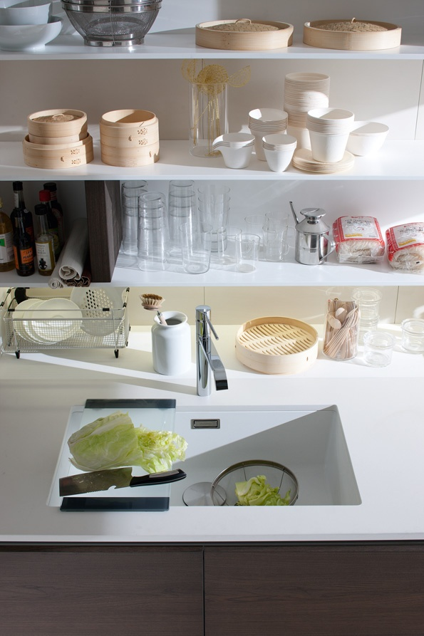 Hi-line 6, Dada, Systems, Kitchen, Products e-interiors