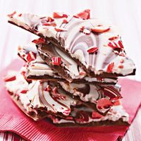 Candy Cane Bark recipe