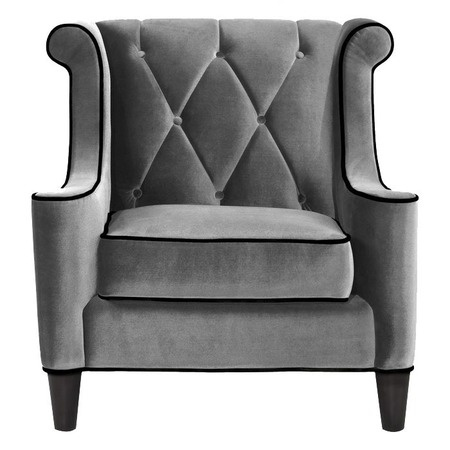 I pinned this Barrister Arm Chair in Gray from the Armen Living event at Joss and Main! $415.95
