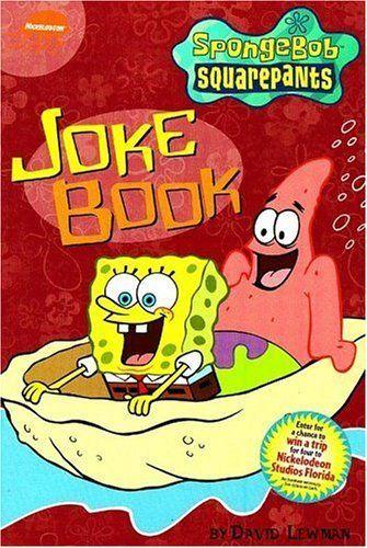 Joke Book (Turtleback School & Library Binding Edition) (Spongebob Squarepants (Pb)) @ niftywarehouse.com #NiftyWarehouse #Spongebob #SpongebobSquarepants #Cartoon #TV #Show