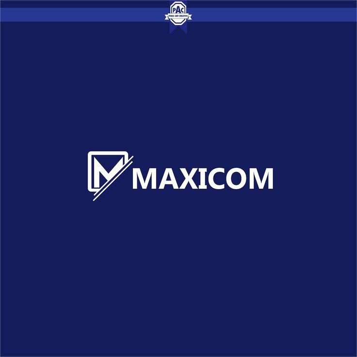 Concept Logo Maxicom