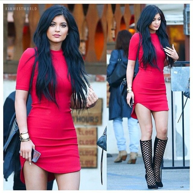 Kylizzle @kyliejenner  thanks @kimwes...Instagram photo | Websta (Webstagram)