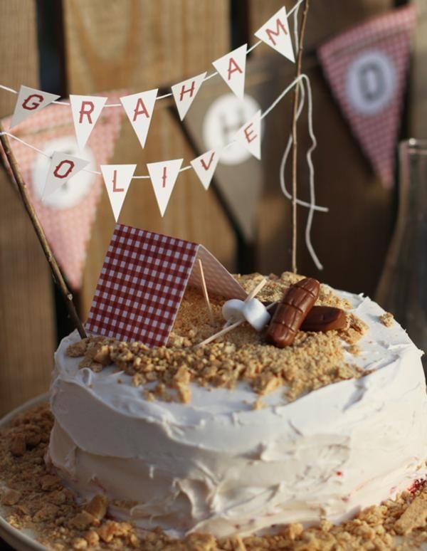 z's bday cake
