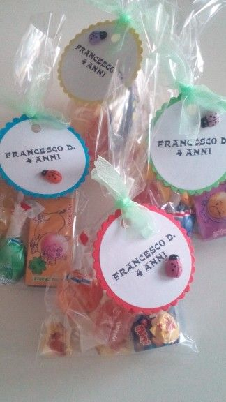 Caramelle compleanno....