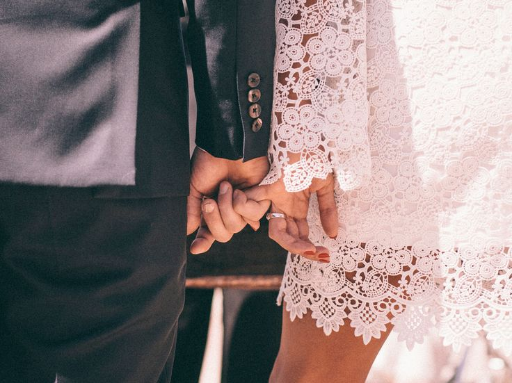 What Is a Promise Ring? The Real Meaning | Photo by: Getty Images | TheKnot.com