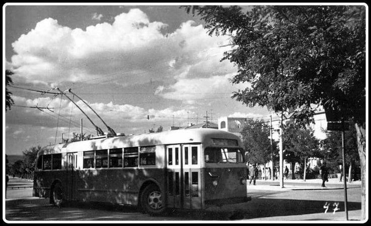 Troleybüs ANKARA