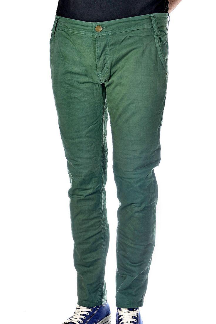 Παντελόνι υφασμάτινο ανδρικό 23,90€ Διαθέσιμο στο http://goo.gl/HokrNM