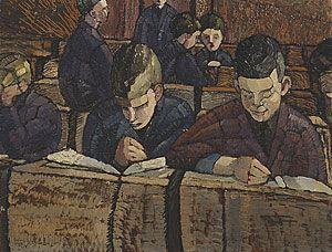 Grace COSSINGTON SMITH | Boys drawing