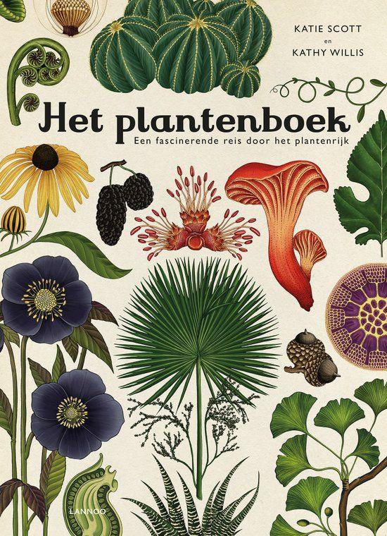 Het plantenboek, Katie Scott & Kathy Willis