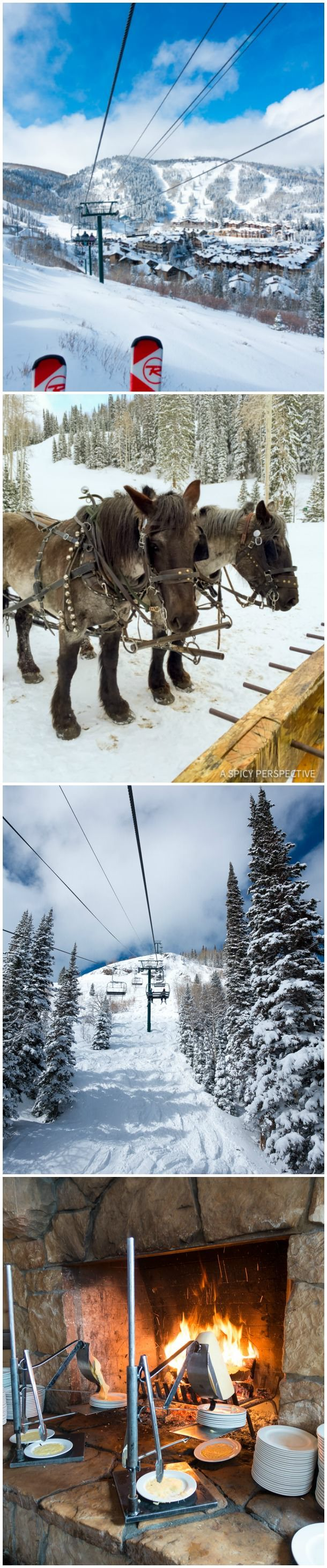 Why You Should Ski At Deer Valley Ski Resort #giveaway #deervalleyskiresort #sp