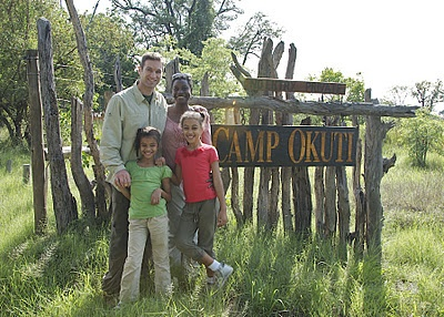 A #safari proved to be a fun, family-friendly vacation. #travel: Botswana I, Family Friends Vacations, Safari Prove, Familyfriend Vacations, Mo Travel
