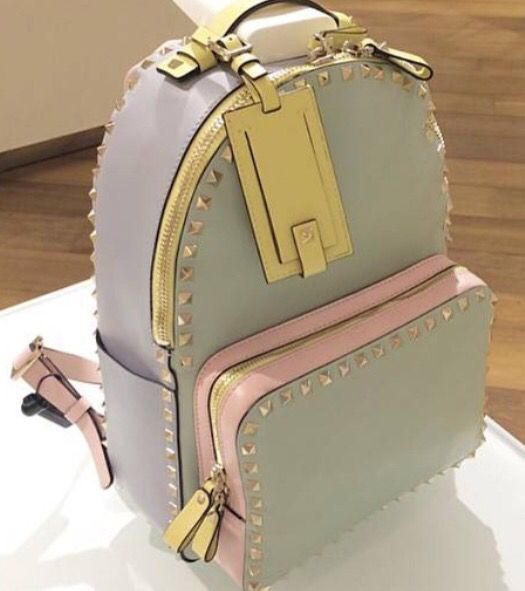 wannntttt, valentino backpack