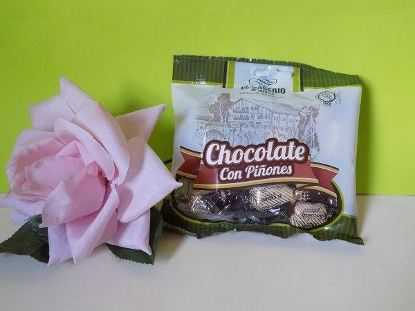 Chocolate con piñones El Caserío de Tafalla