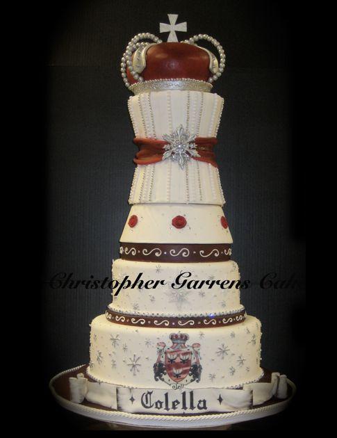 39 Best Large Wedding Cake Ideas Images On Pinterest