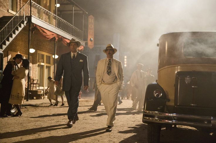 Live By Night Ben Affleck and Chris Messina (4)
