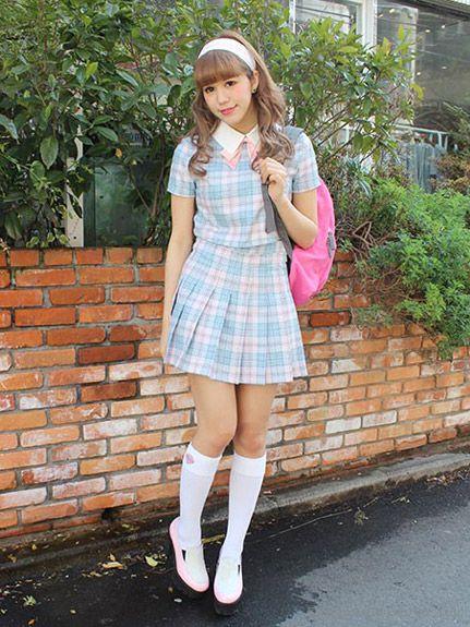 チェックシャツスカート(ミニスカート)|BUBBLES(バブルス)|買える!Popteen|月刊 Popteenポップティーン 公式通販サイト