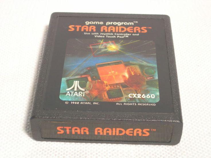 Star Raiders (Atari 2600)  Game Only…