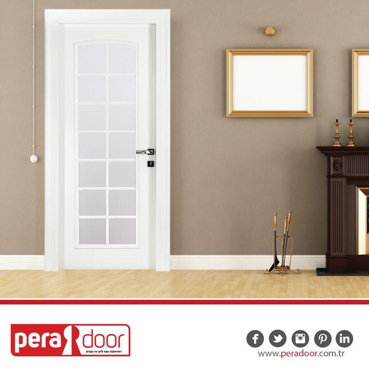 Pera Door, hayal edebileceğinizden çok daha şık kapıları, birinci sınıf kalite ile sunar... #PeraDoor #ahşapkapı #çelikkapı #kapı #door #dekorasyon