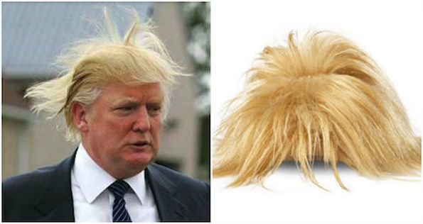 Shoes That Look Like Donald Trump's Combover