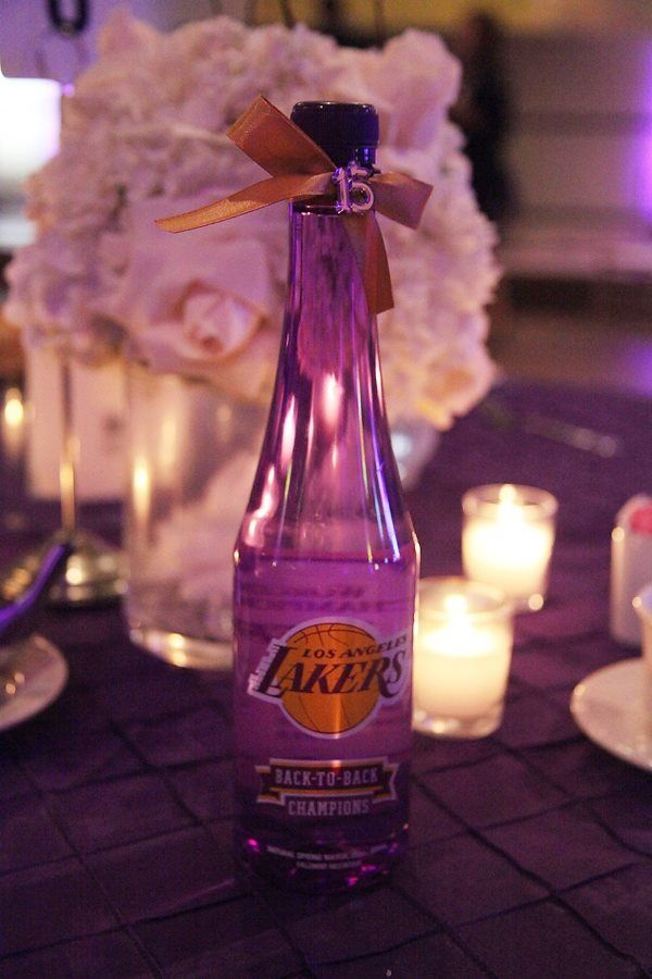 Lakers 15th birthday party