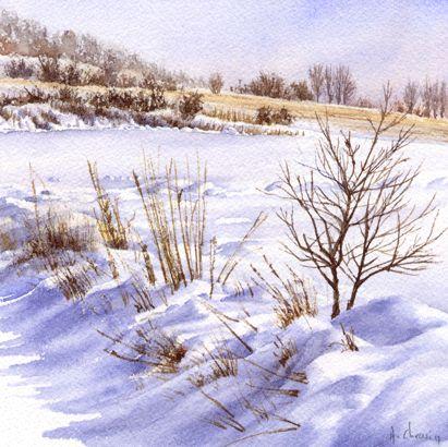 Annie chemin watercolor - Cerca amb Google