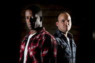 Adrian Lester and Rory Kinnear Approach 'Othello' - NYTimes.com