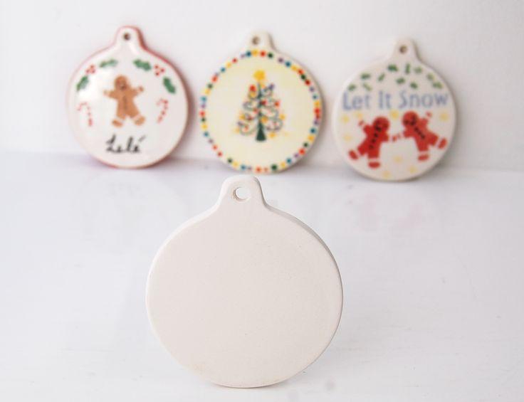 Paintable Bisque Ceramic