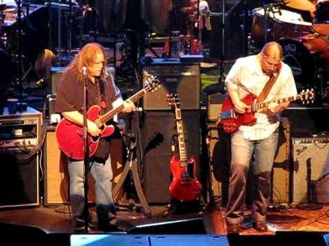 """""""Little Martha / Blue Sky"""" - Allman Brothers - Beacon Theater - 3/23/09"""