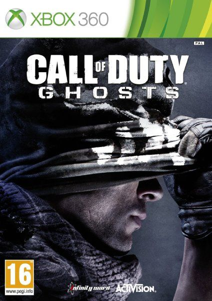 Call of Duty: Ghosts (Xbox 360):Amazon.co.uk:PC & Video Games