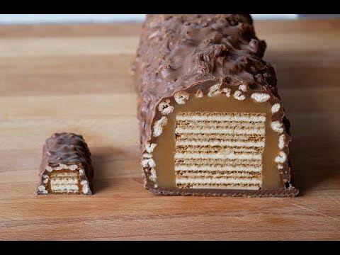XXL Lion Selber Machen (Rezept) || Homemade Giant Lion Bar (Recipe) || [ENG SUBS] - YouTube