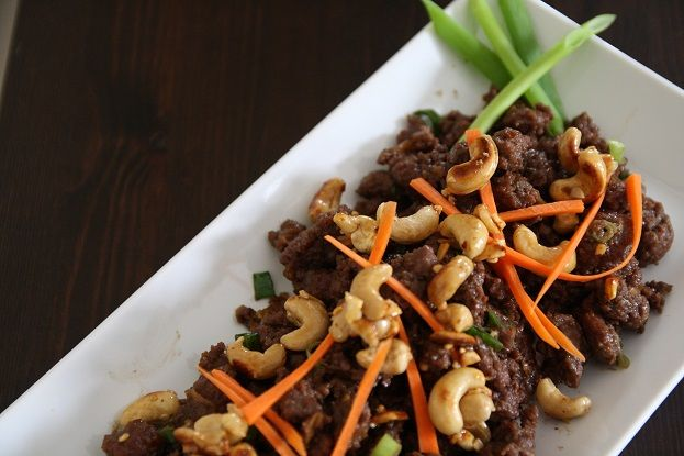 My Spicy Korean Beef. Say hello to a new ground beef creation! So delicious and simple.