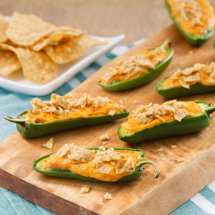 Crunchy Jalapeno Bites - Create the tastiest Crunchy Jalapeno Bites, Tostitos® own with step-by-step instructions. Make the best for any occasion.