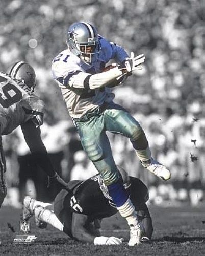"""Deion Sanders """"spotlight"""" """"#Dallas Cowboys"""" Licensed Un-signed Poster 8x10 Photo from $6.99"""