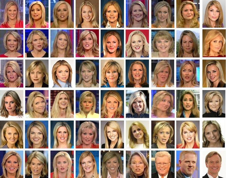 I love how diverse Fox News is