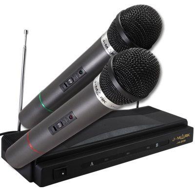 Microfonos Inalambricos Pack de 2