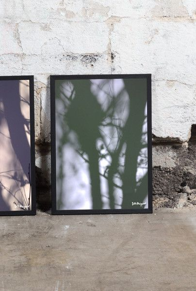 Focus Unfocused Poster by Danish artist and Designer Ditte Maigaard running the Ditte Maigaard Studio, Store and Online Shop.