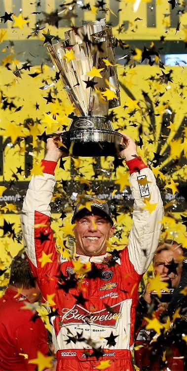 Jayski's® NASCAR Silly Season Site - NASCAR Sprint Cup News Page Kevin Harvick wins Sprint Cup.
