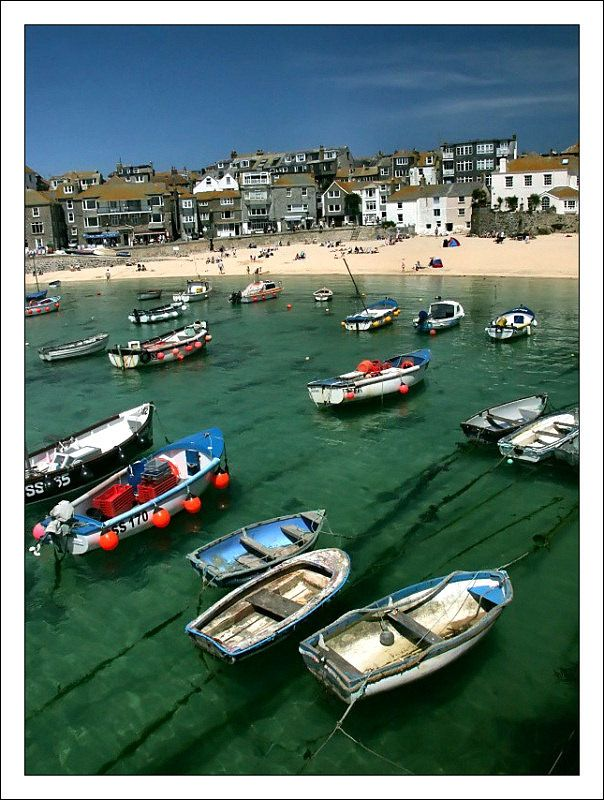 St. Ives - St. Ives, Cornwall