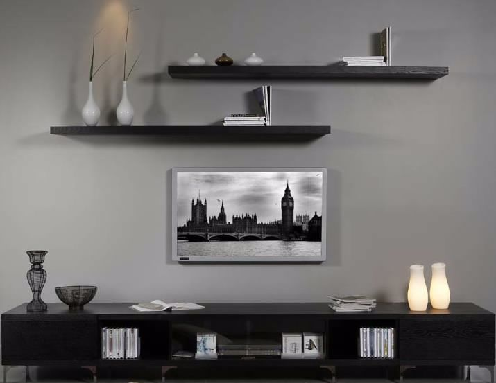Best 25 tv wall unit designs ideas on pinterest Interior design tv wall units