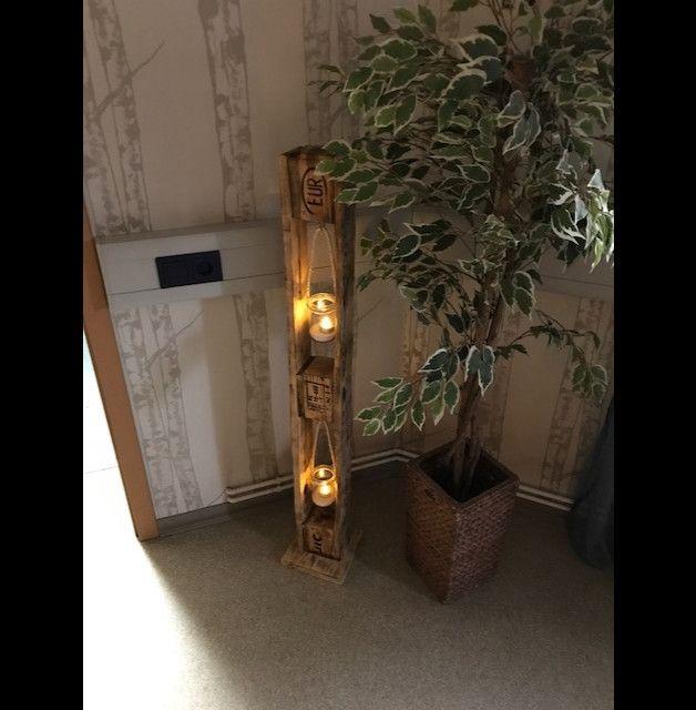 Stunning Paletten Leuchtturm Vintage M bel Unikat Palettenm
