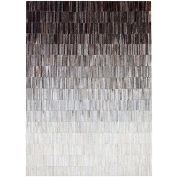 Dywan Linie Design Leather Fade Grey