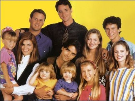 See if you can remember the Full House Characters.