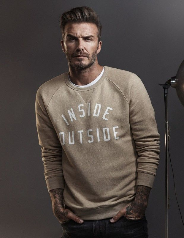 HandM Modern Essentials selected by David Beckham Autumn 2015